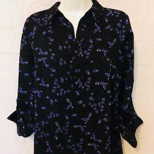 Ann Taylor long sleeve blouse